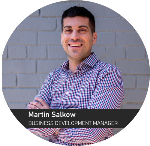 Martin Salkow - Business Development Manager of Sunstone Logisitc Systems