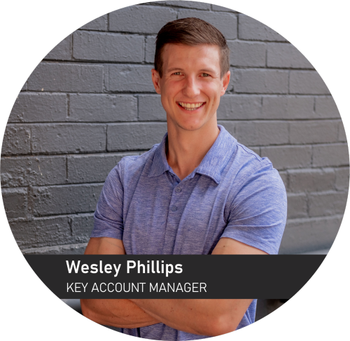 Wesley Phillips - Key Account Manager for Sunstone Logistic Systems